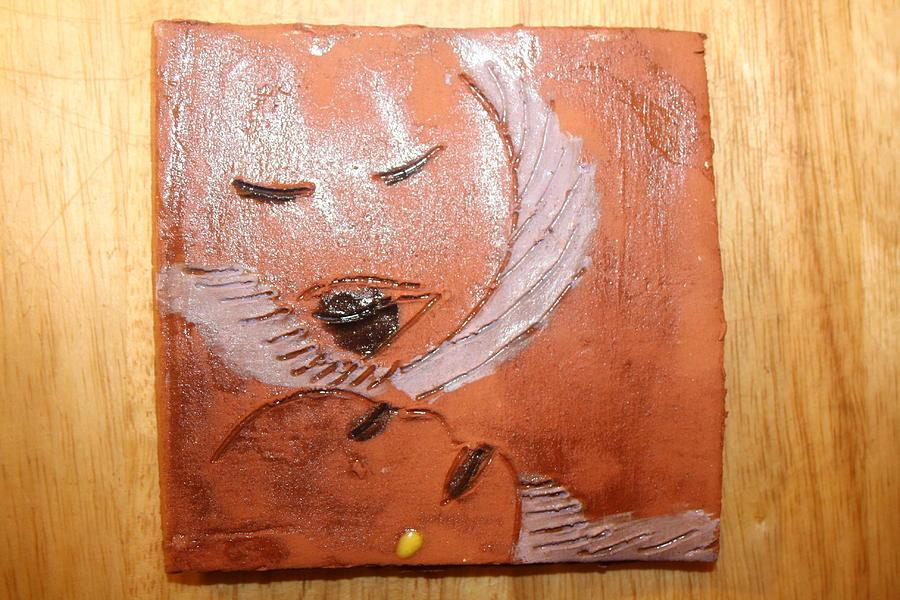 Mama - Tile Ceramic Art