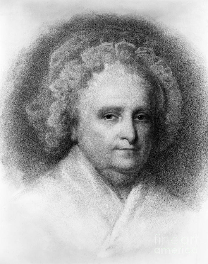 Martha Washington, American Patriot Photograph