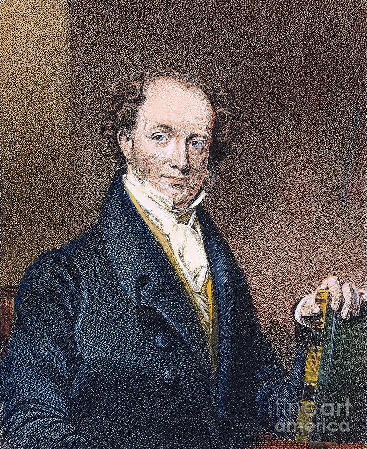 Martin Van Buren (1782-1862) Photograph
