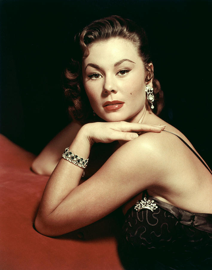 Mitzi Gaynor, Ca. Early 1950s Photograph