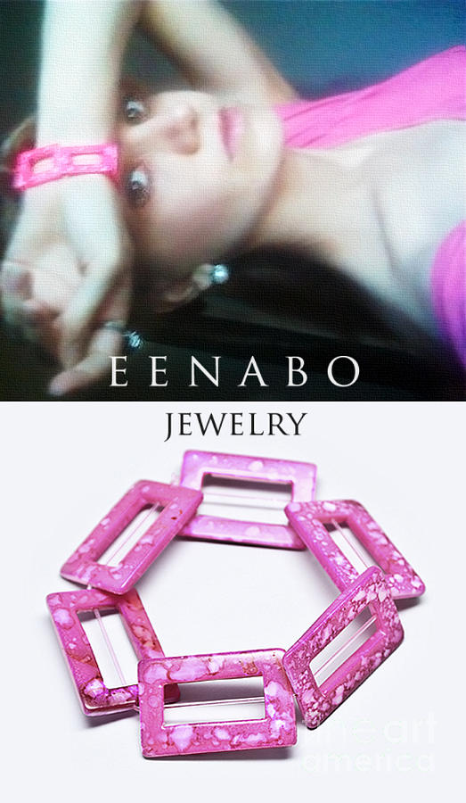 Pink Photograph - My Art Jewelry by Eena Bo