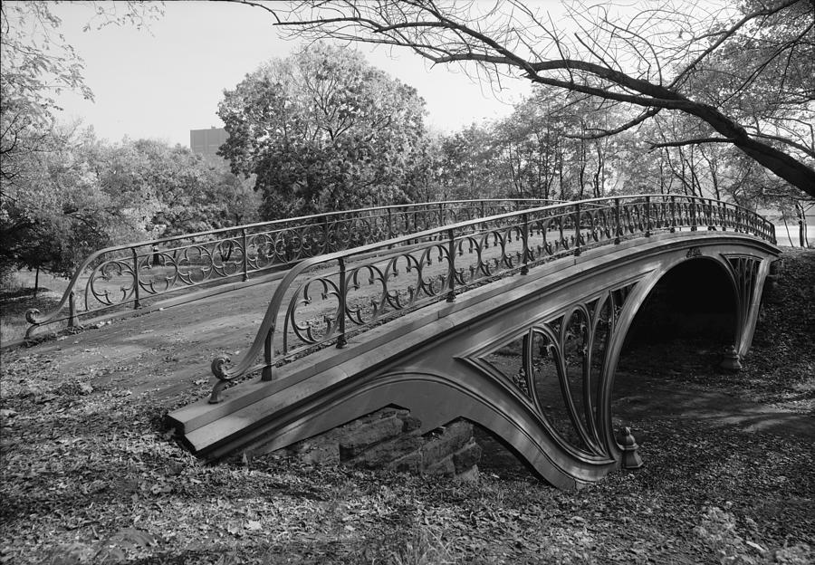 New York City, Central Parks Gothic Photograph