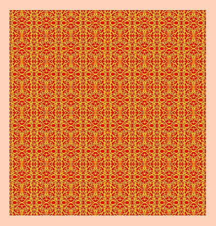 Original Pattern Painting