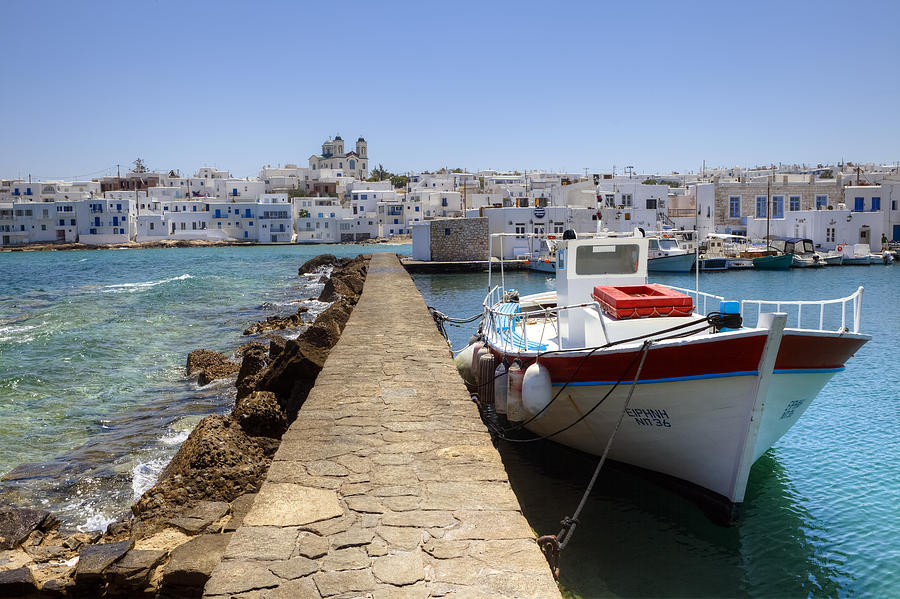 Paros - Cyclades - Greece Photograph  - Paros - Cyclades - Greece Fine Art Print