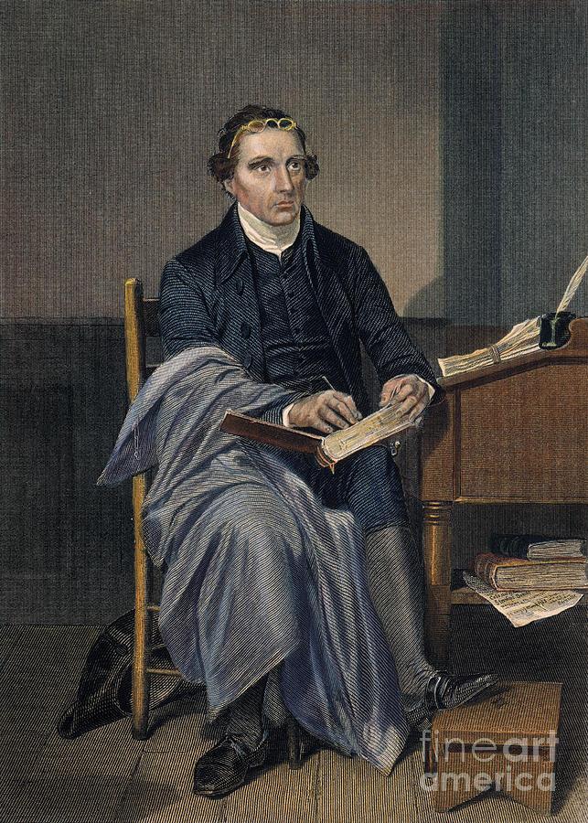 Patrick Henry (1736-1799) Photograph