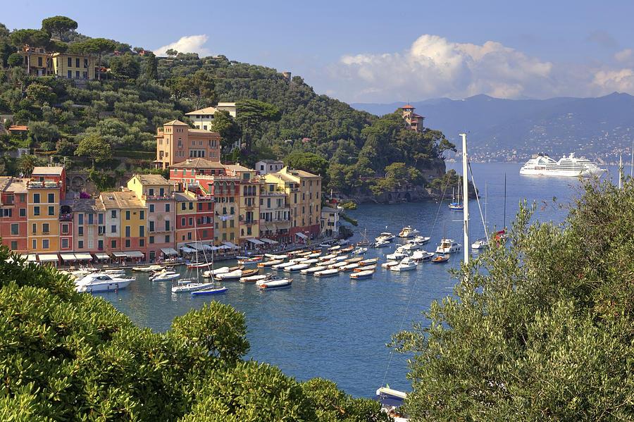 Portofino Photograph