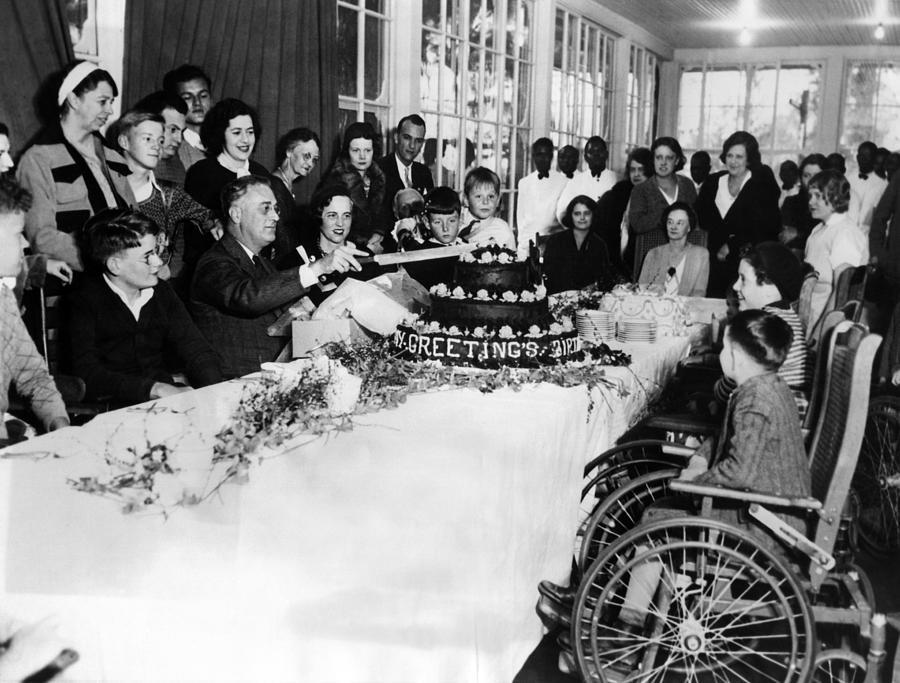 President-elect Franklin Roosevelt Photograph