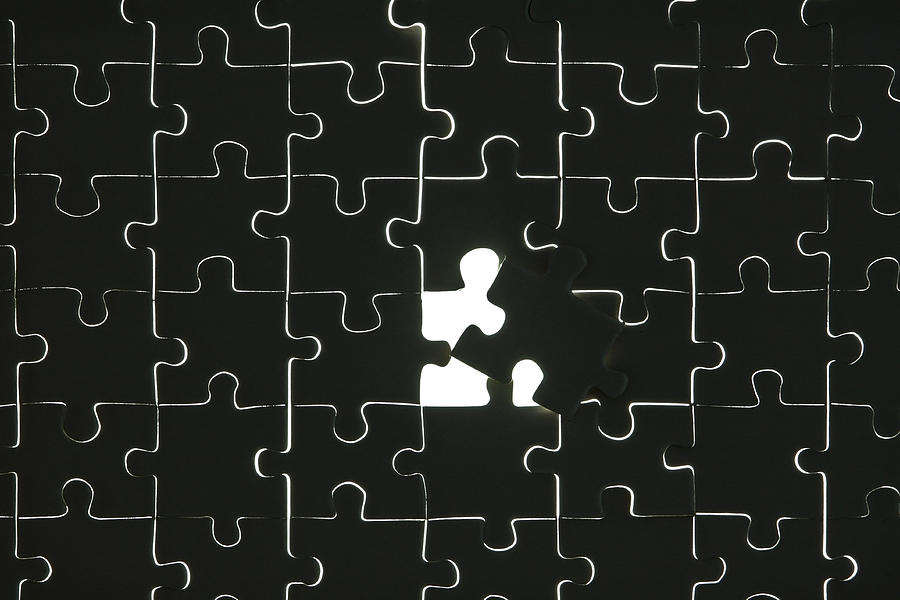 Response Photograph - Puzzle by Joana Kruse