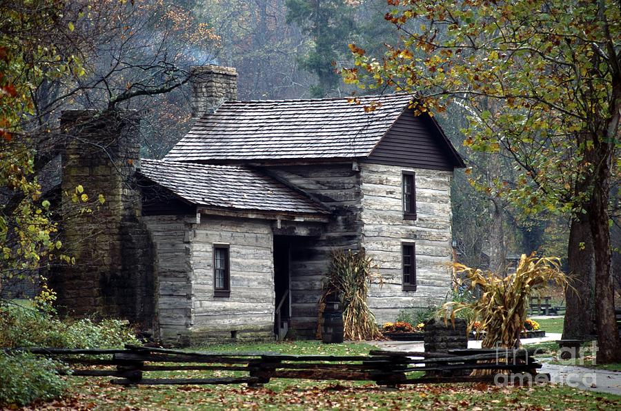 Spring Mill State Park - Indiana Photograph