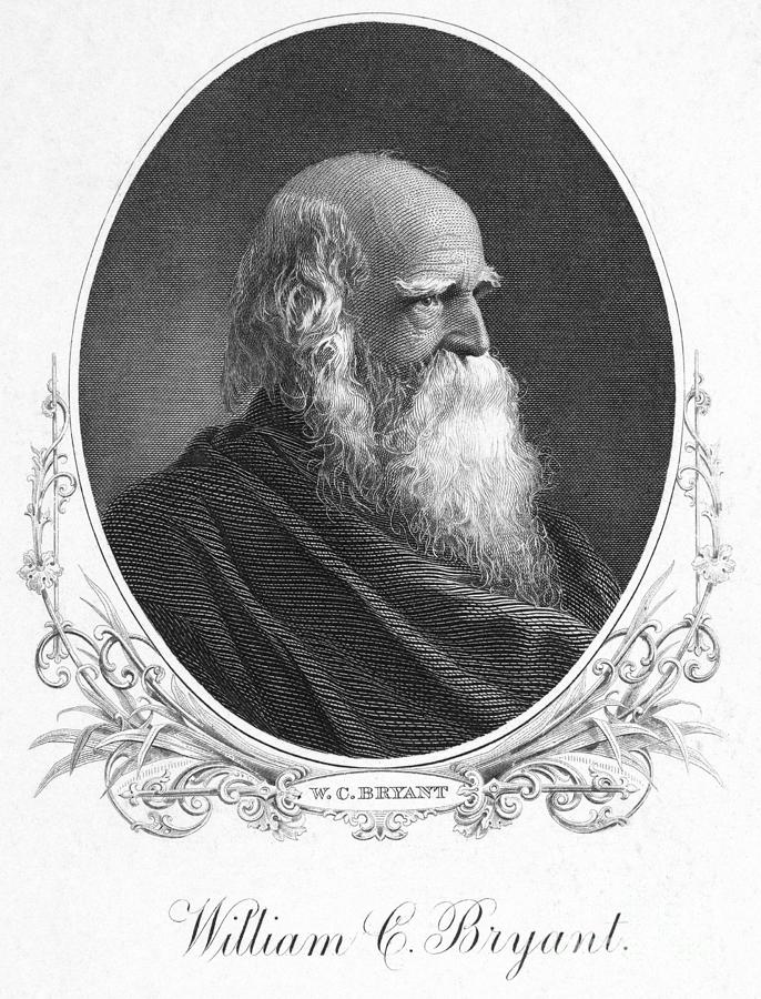 William Cullen Bryant Photograph
