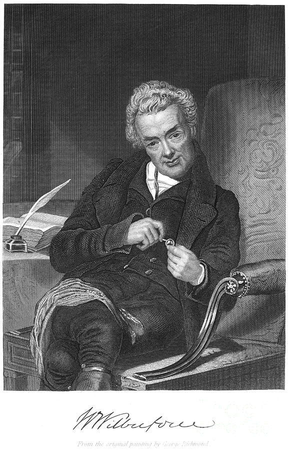William Wilberforce Photograph  - William Wilberforce Fine Art Print