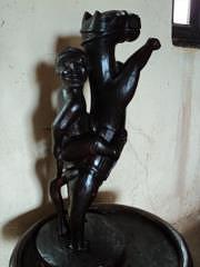 Wood Sculpture Sculpture