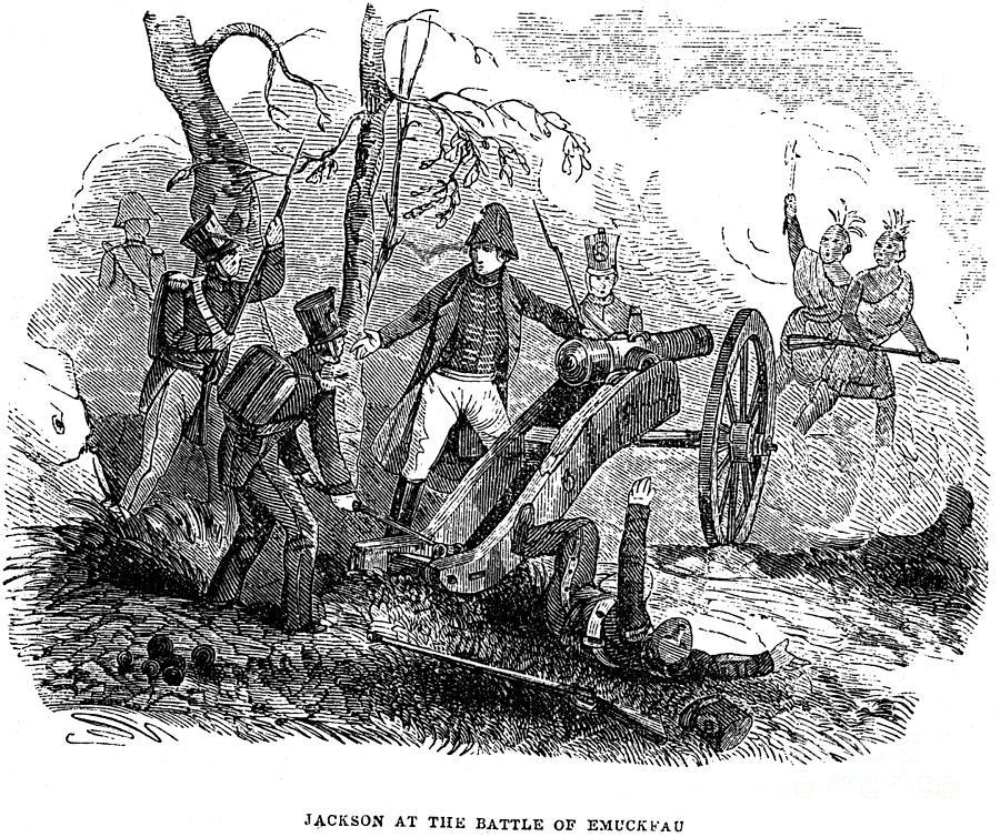 Andrew Jackson (1767-1845) Photograph