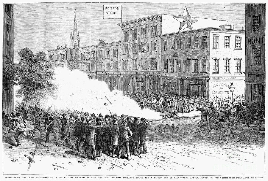 great railway strike 1877 essay Essays featured primary sources  great railway strike of 1877 july 14, 1877 railroad workers in martinsburg, west virginia, initiated a strike to protest.