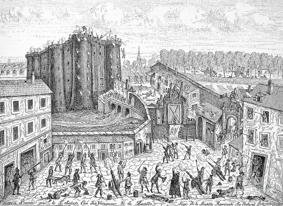 French Revolution, 1789 Photograph