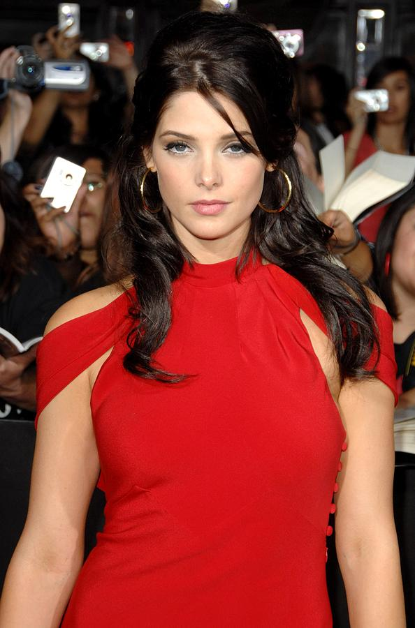 Ashley Greene At Arrivals For The Photograph  - Ashley Greene At Arrivals For The Fine Art Print