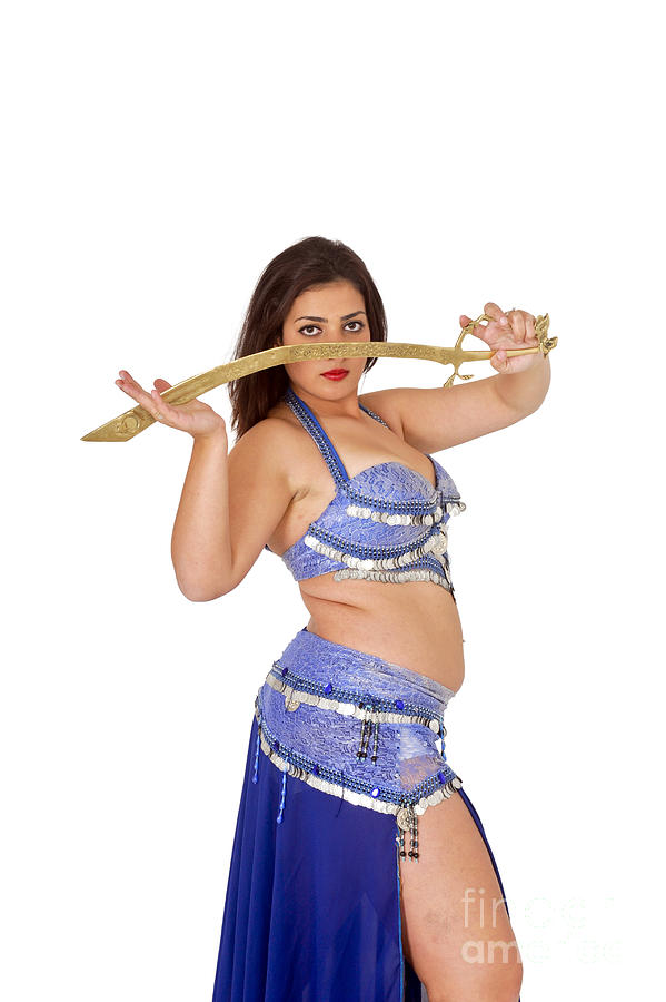 Belly Dancer Photograph