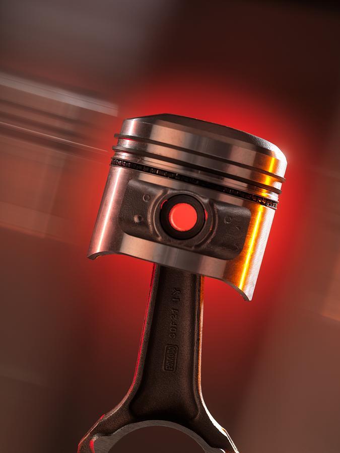 piston in car engine - photo #20