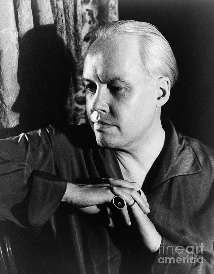 1934 Photograph - Carl Van Vechten (1880-1964) by Granger