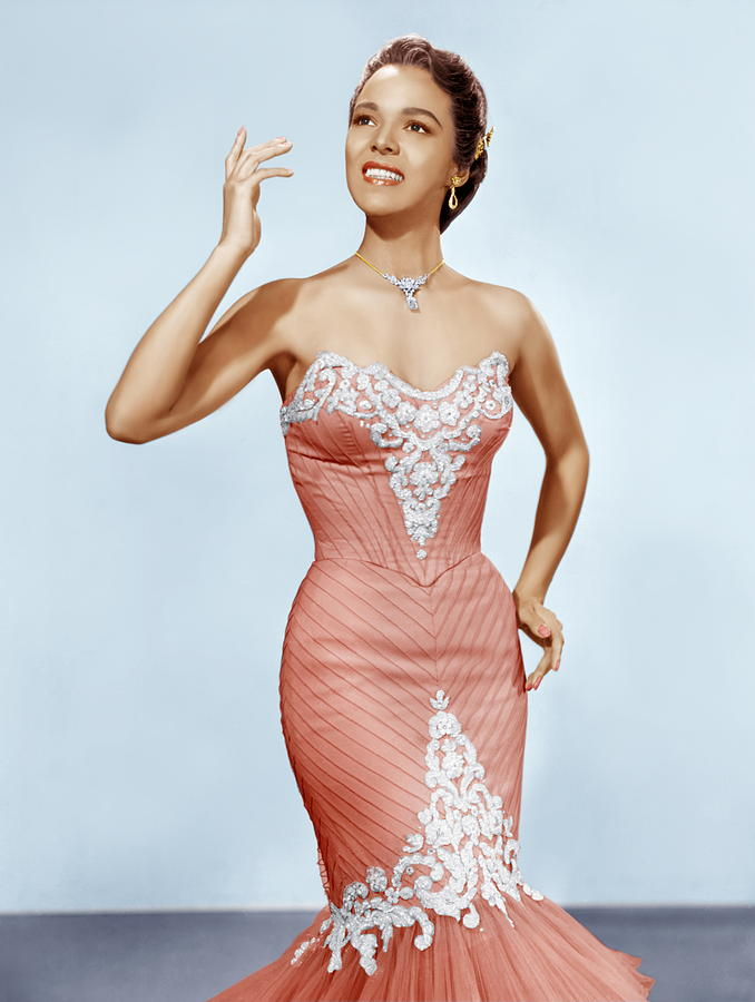 Dorothy Dandridge, Ca. 1950s Photograph