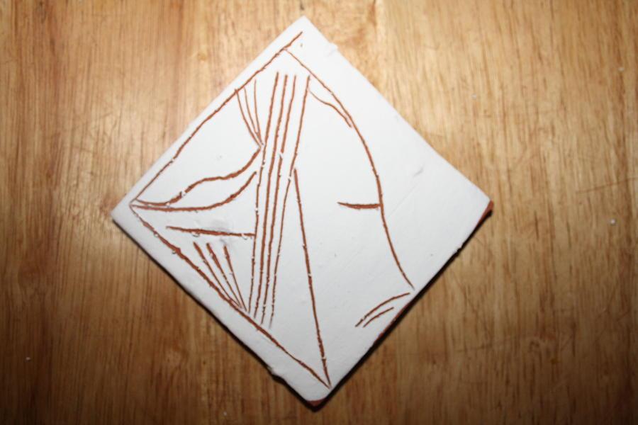Dreams - Tile Ceramic Art