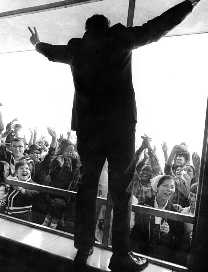 Former Vice President Richard Nixon Photograph