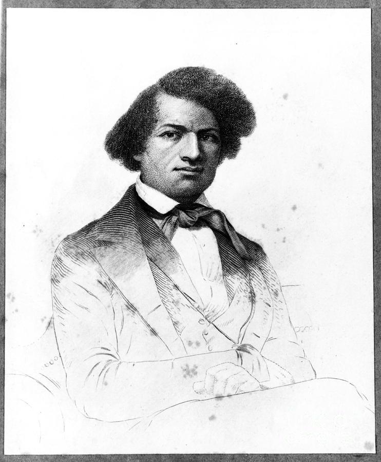 Frederick Douglass, African-american Photograph