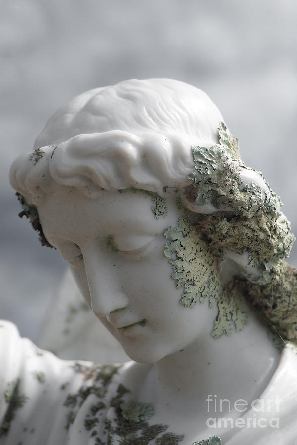 Grieving Angel Sculpture