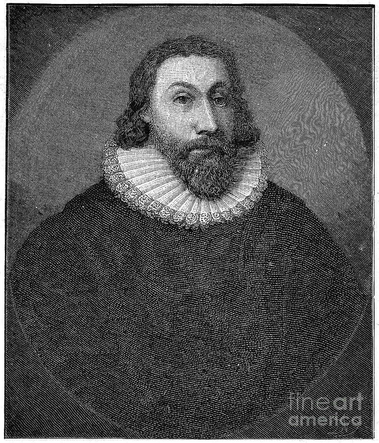 John Winthrop (1588-1649) Photograph
