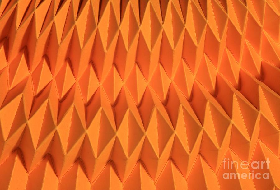 Mathematical Origami Photograph