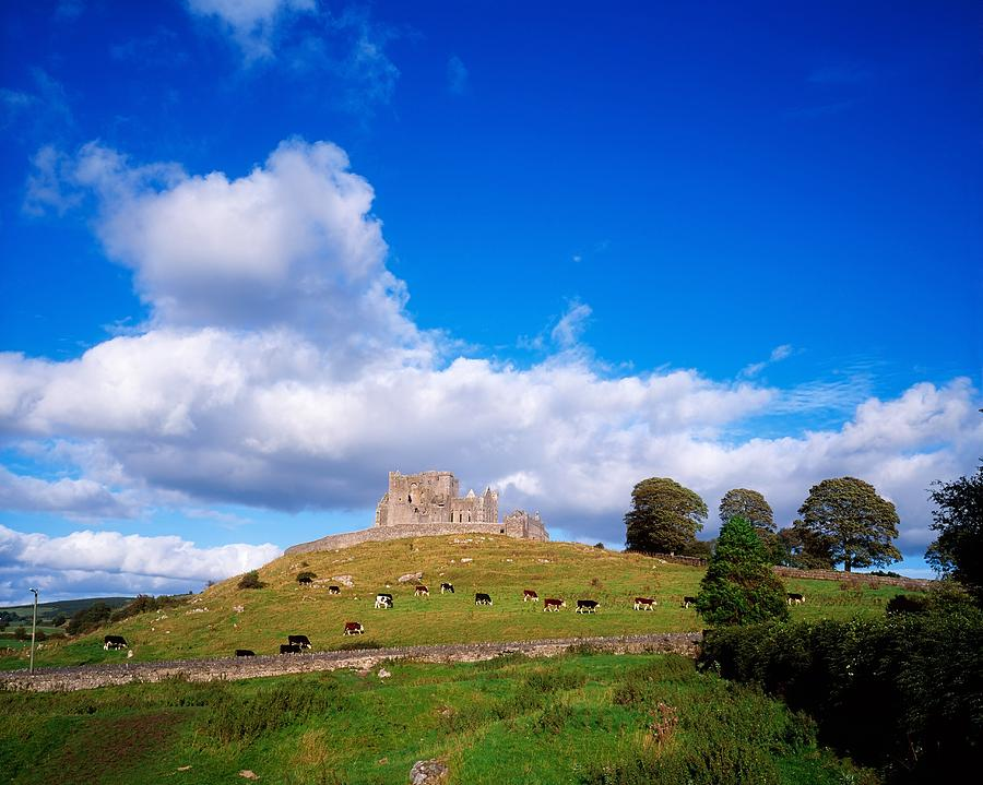 Rock Of Cashel, Co Tipperary, Ireland Photograph  - Rock Of Cashel, Co Tipperary, Ireland Fine Art Print
