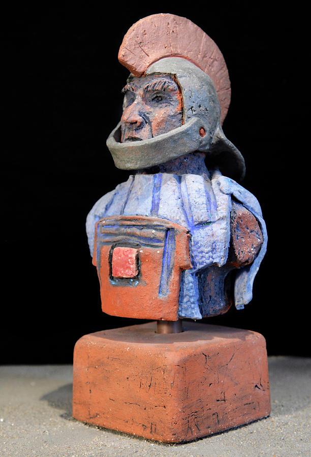 Roman Legionaire - Warrior - Ancient Rome - Roemer - Romeinen - Antichi Romani - Romains - Romarere  Sculpture