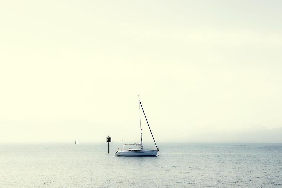Sailing Boat Photograph