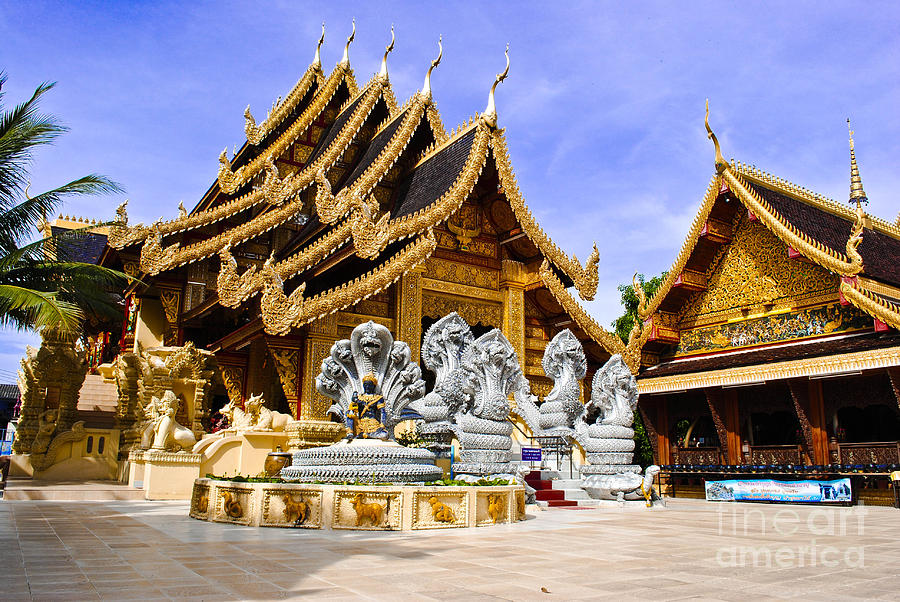 Lamphun Thailand  city photo : ... Temple Sanpiyanglong In Lamphun Thailand by Jeng Suntorn niamwhan
