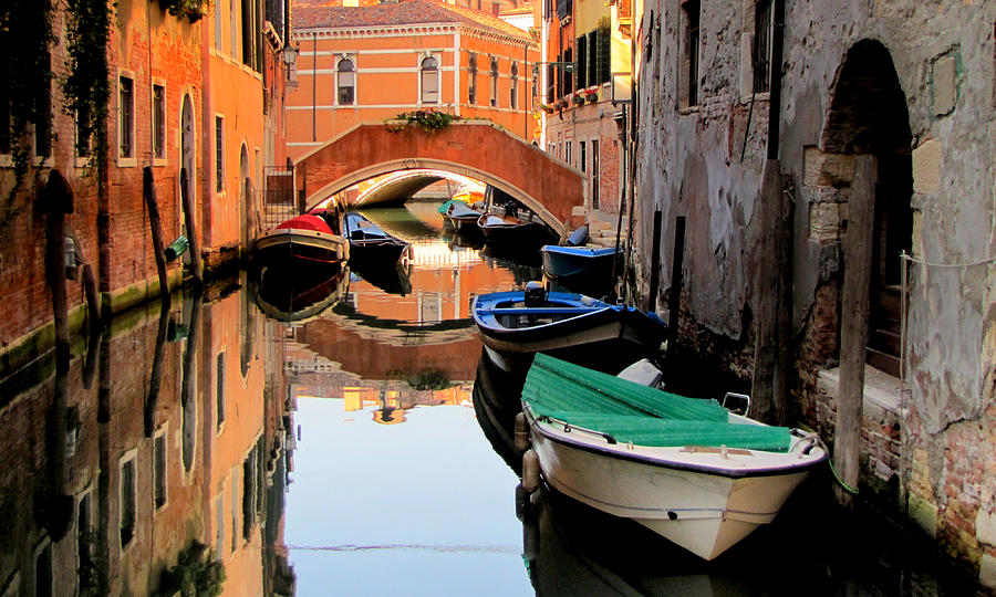 Venice Photograph - Venice by Barbara Walsh
