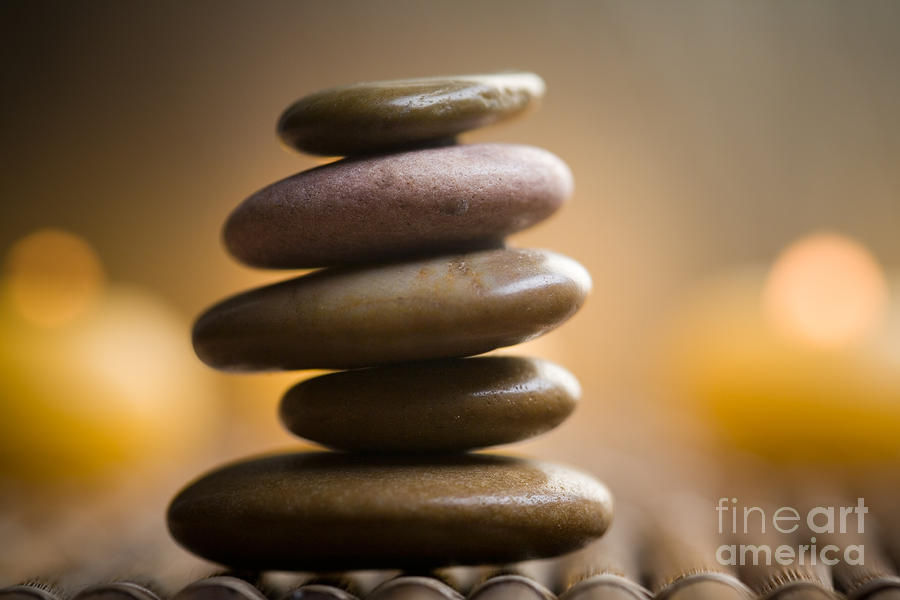Wellness Photograph  - Wellness Fine Art Print