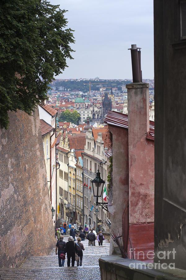 Prague Pyrography