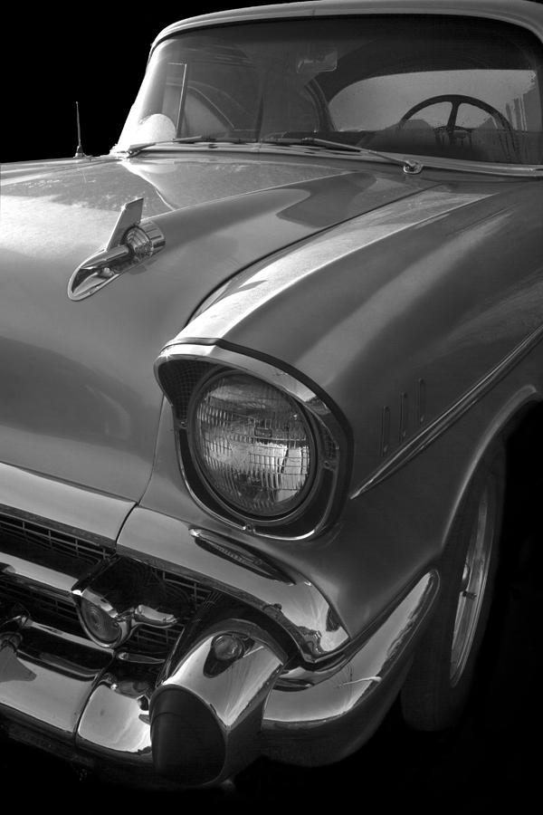 57 Chevy Bel Air Photograph