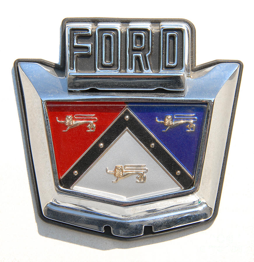 Classic Ford Emblems Decals : Old school ford emblems gallery