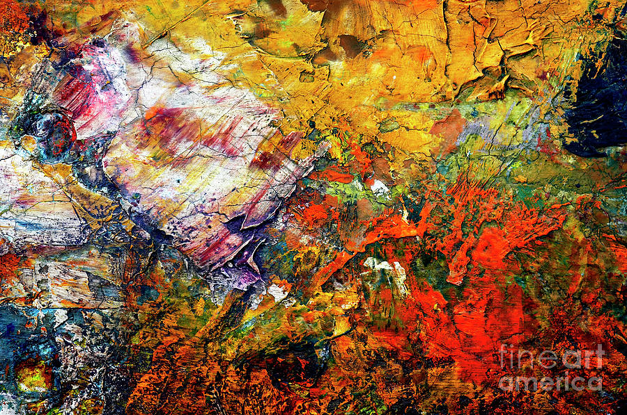 Abstract Painting  - Abstract Fine Art Print
