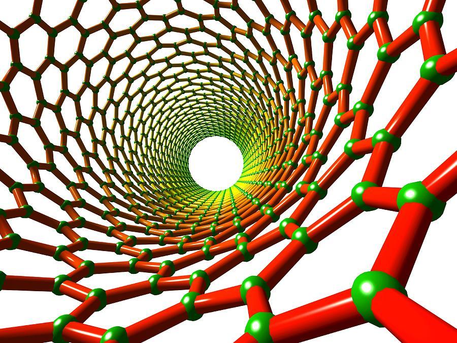 Carbon Nanotube Photograph