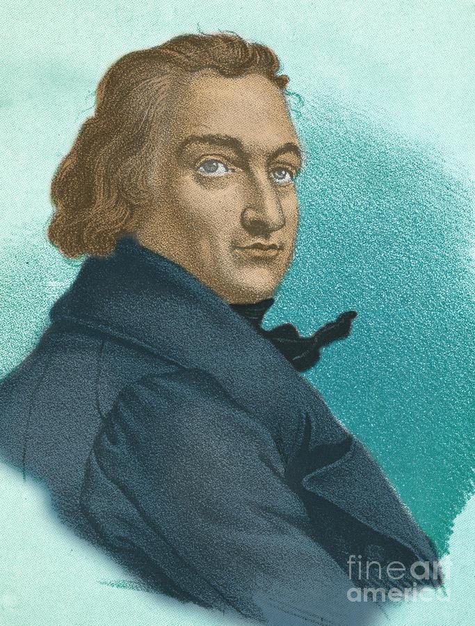 Claude-louis Berthollet, French Chemist Photograph