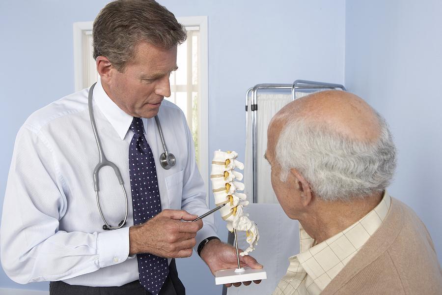 Medical Consultation Photograph