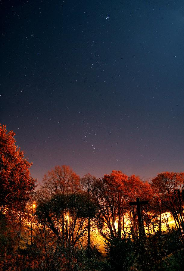 Night Sky Photograph
