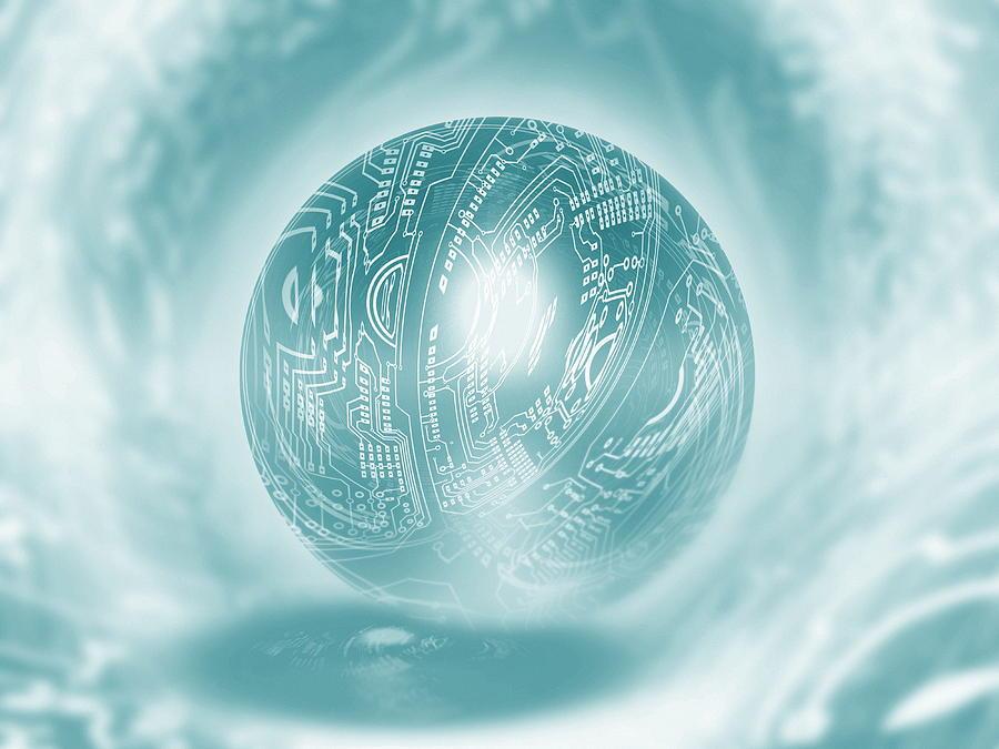 Quantum Computing Photograph