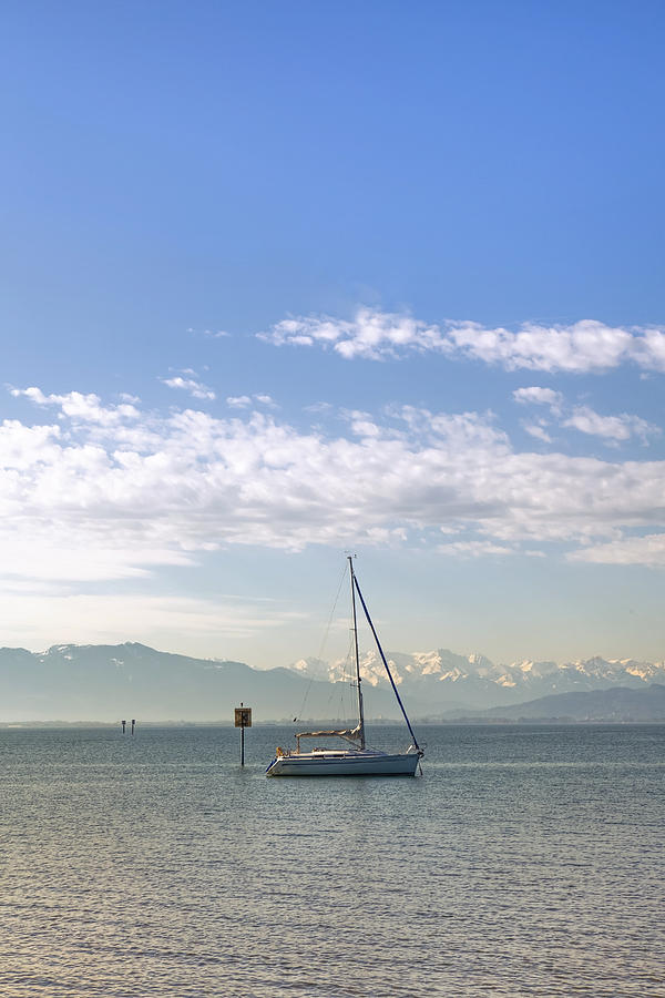 Sailing Boat Photograph