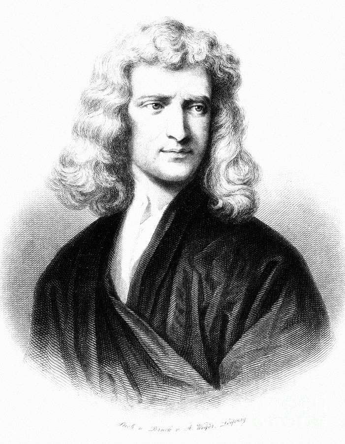 a description of sir isaac newton Sir isaac newton contributed significantly to the field of science over his lifetime he invented calculus and provided a clear understanding of optics but his most significant work had to do .