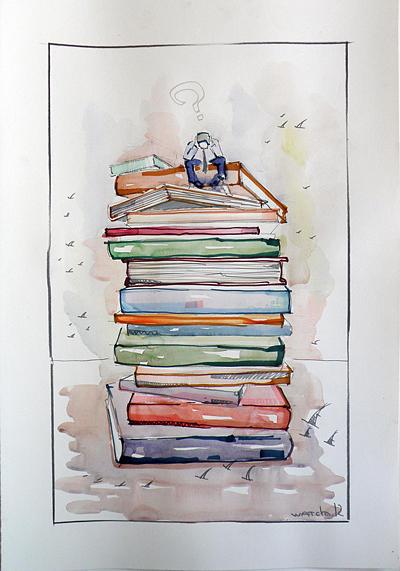 Drawing - Sketch by Artamonov Ievgen