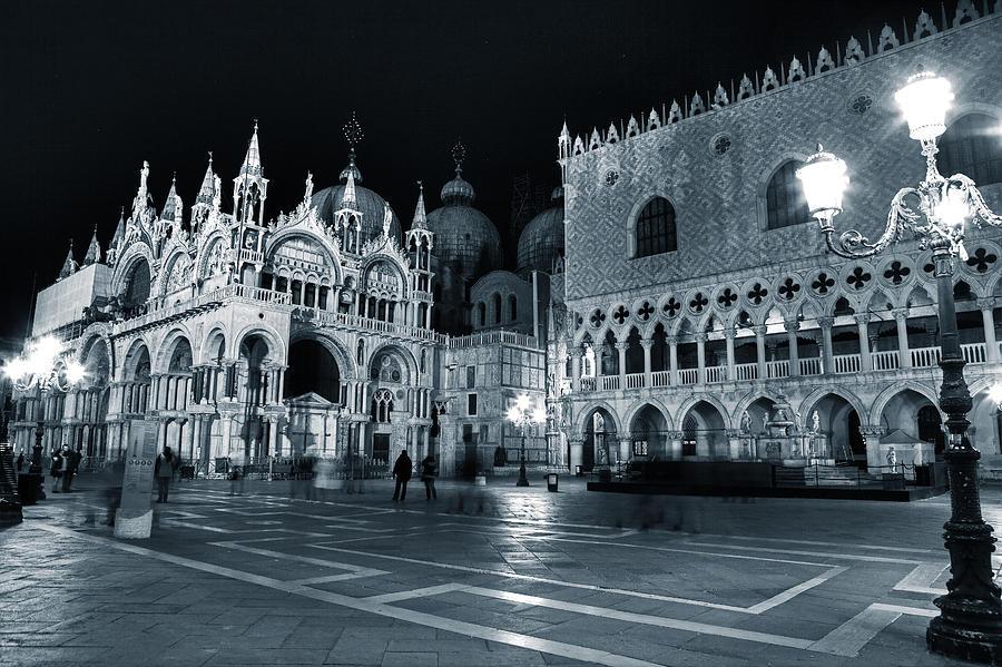 St. Mark Photograph - Venice by Joana Kruse