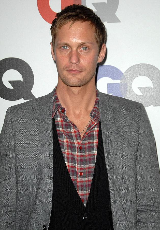 Alexander Skarsgard At Arrivals Photograph  - Alexander Skarsgard At Arrivals Fine Art Print